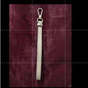 Authentic MK wristlet strap